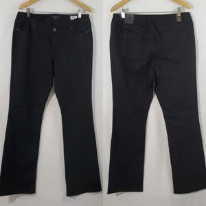 NEW Poetic Justic Lexi Bootcut Women's Dark Jeans